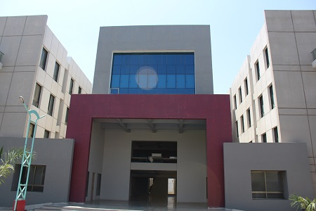 UKA Tarsadia University-Boys Hostel